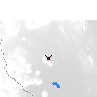 Nearby Forecast Locations - Huachacalla - Kaart