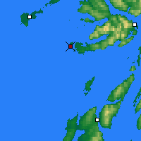 Nearby Forecast Locations - Iona - Kaart